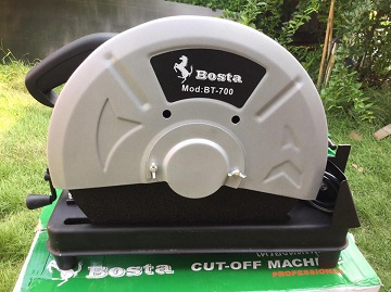 ไฟเบอร์. BOSTA มอเตอร์ ทองแดงแท้ 100% เขียว แถมฟรีใบตัดเหล็ก14นิ้ว 1แผ่น