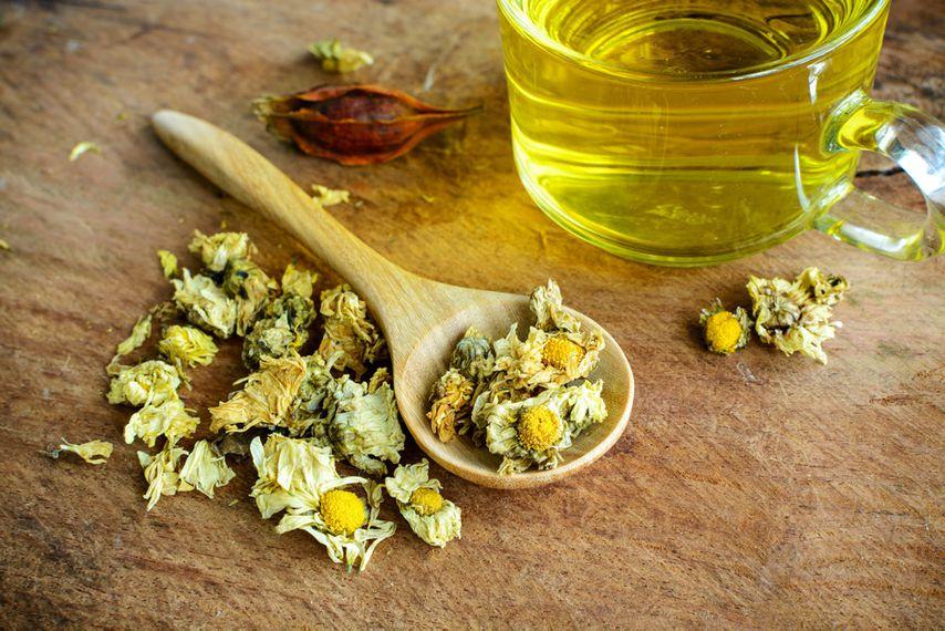 กลิ่นเก็กฮวย ( Chrysanthemum Flavor )