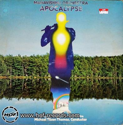 Mahavishnu Orchestra - apocalypse 1lp