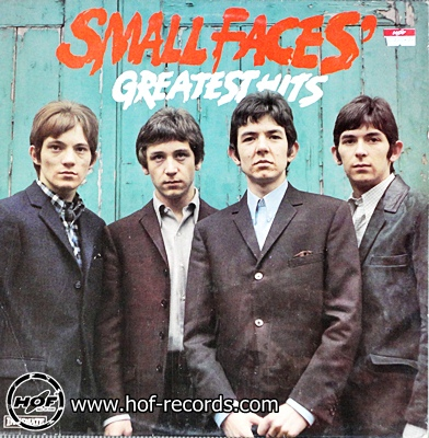 small faces - greatest hits 1lp