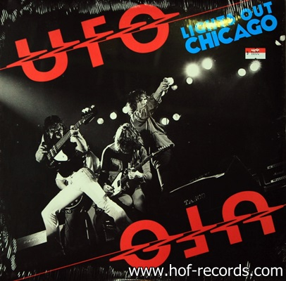 UFO - Lights Out Chicago 1Lp N.