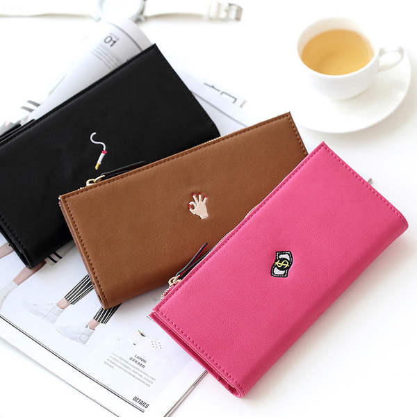 Slim Zip Wallet