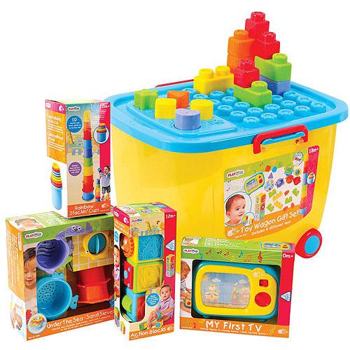 ของเล่นเด็ก ของเล่นเสริมพัฒนาการ My Incredible Storage Trolley ถังเก็บของล้อเลือนพร้อมอุปกรณ์