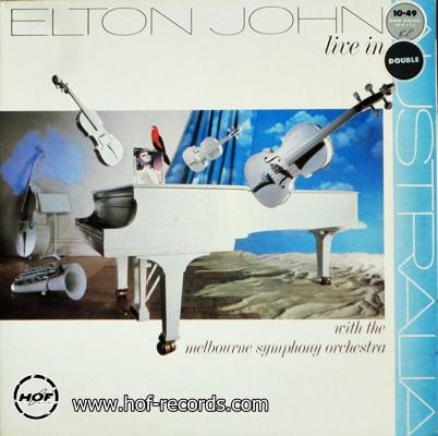 Elton John - Live In Australia 1987 2lp