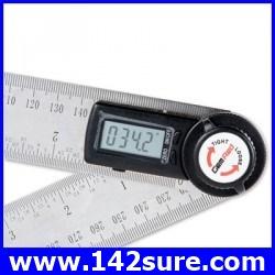 MSD006 ไม้บรรทัด วัดองศาดิจิตอล 2in1 Digital Angle Finder Meter Protractor Ruler 360? ยี่ห้อ OEM รุ่น 11