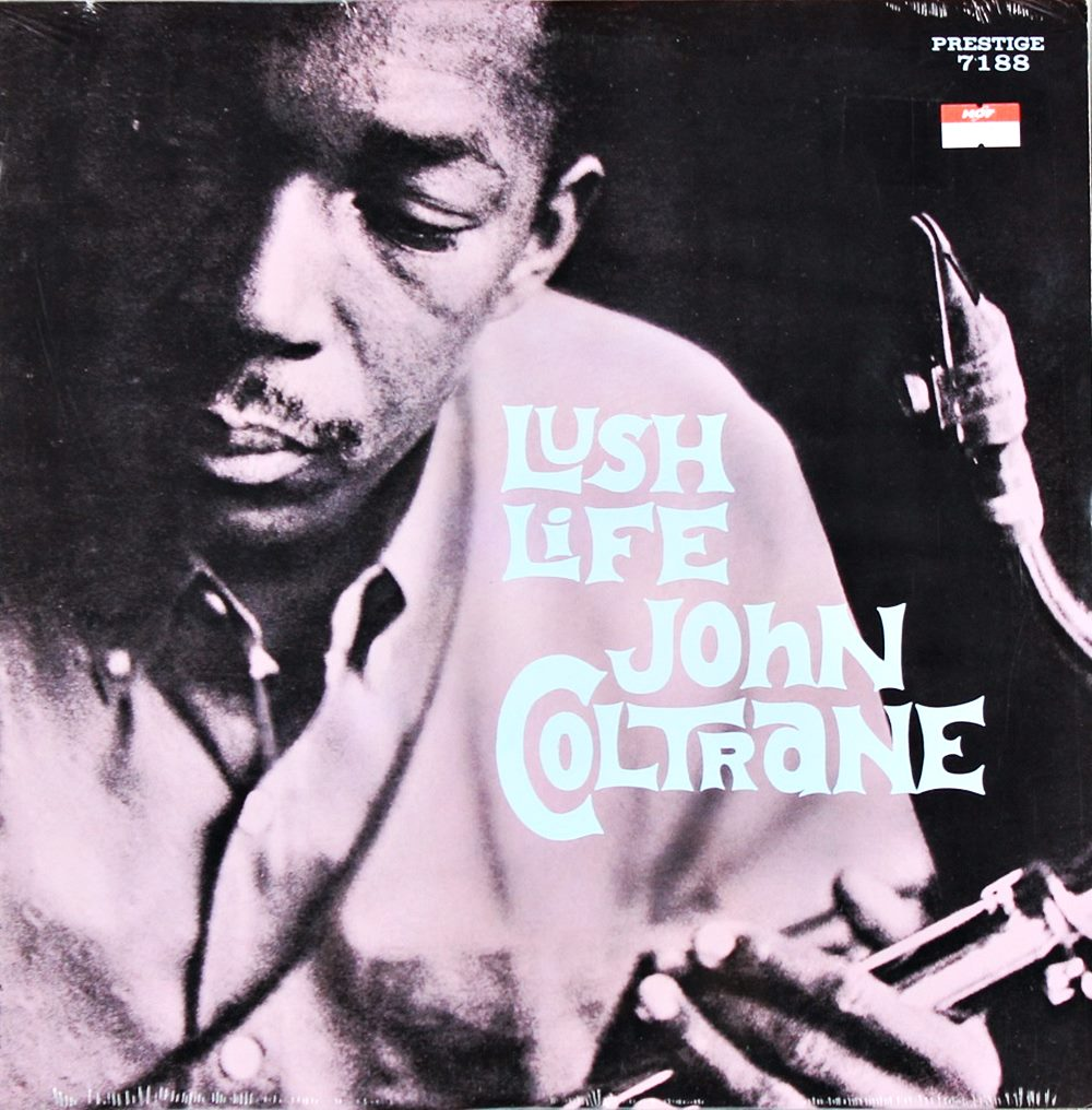 John Coltrane - Lush Life 1lp NEW