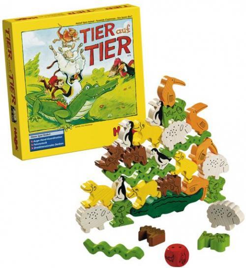 ของเล่นเด็ก ของเล่นเสริมพัฒนาการ Animal Upon Animal