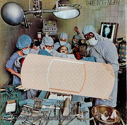 Three Dog Night - Hard Labor 1974 1lp