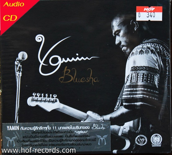 CD Yamin Bluesha * New