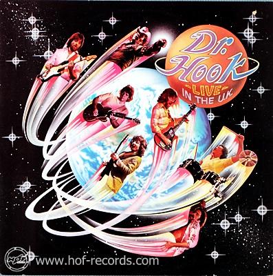 Dr.Hook - Live In The UK 1981 1lp