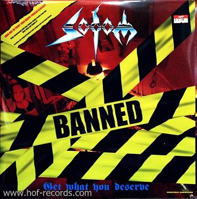 Sodom - Banned 2Lp N.