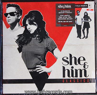 She & Him - Classics 1lp N.