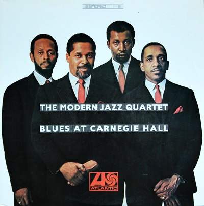 The Modern Jazz Quartet - Blues At Carnegie Hall 1Lp 1973