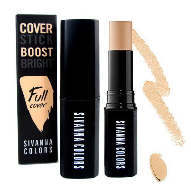 SIVANNA Cover Stick Boost Bright HF544 คอนซีลเลอร์แบบแท่ง ราคาปลีก 80 บาท / ราคาส่ง 64 บาท