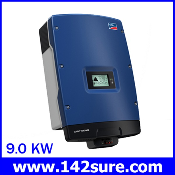 INV049 อินเวอร์เตอร์ โซล่าเซลล์ Solar On-Grid Inverter SMA 9000WATT GRID TIE INVERTER 3 phase STP9000TL-20