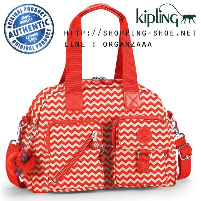 Kipling Defea - Chevron Red (Belgium)
