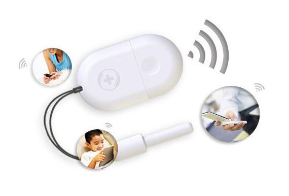 Wireless Router Micro USB 360 WIFI2