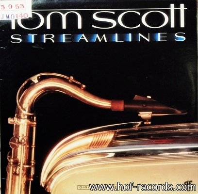 Tom Scott - Streamlines 1987