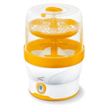 [สินค้าหมด] เครื่องนึ่งขวดนม ระบบดิจิตอล beurer JBY76