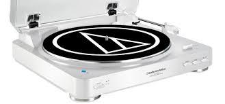 เครื่องเล่นแผ่นเสียง Audio - Technica รุ่น AT- LP60 BT