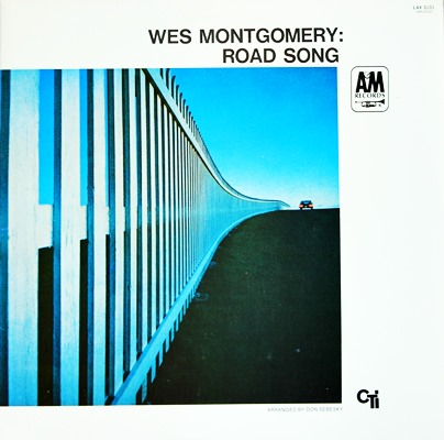 Wes Montgomery - Road Song 1Lp