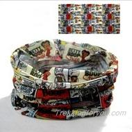 ผ้าบัฟ ผ้าBuff ผ้าโพกหัว TF0128