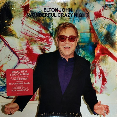 Elton John - Wonderful Crazy Night 1Lp N.