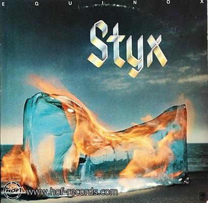Styx - Equinox 1975 1lp