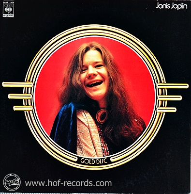 Janis Joplin - Gold Disc 1978 1lp