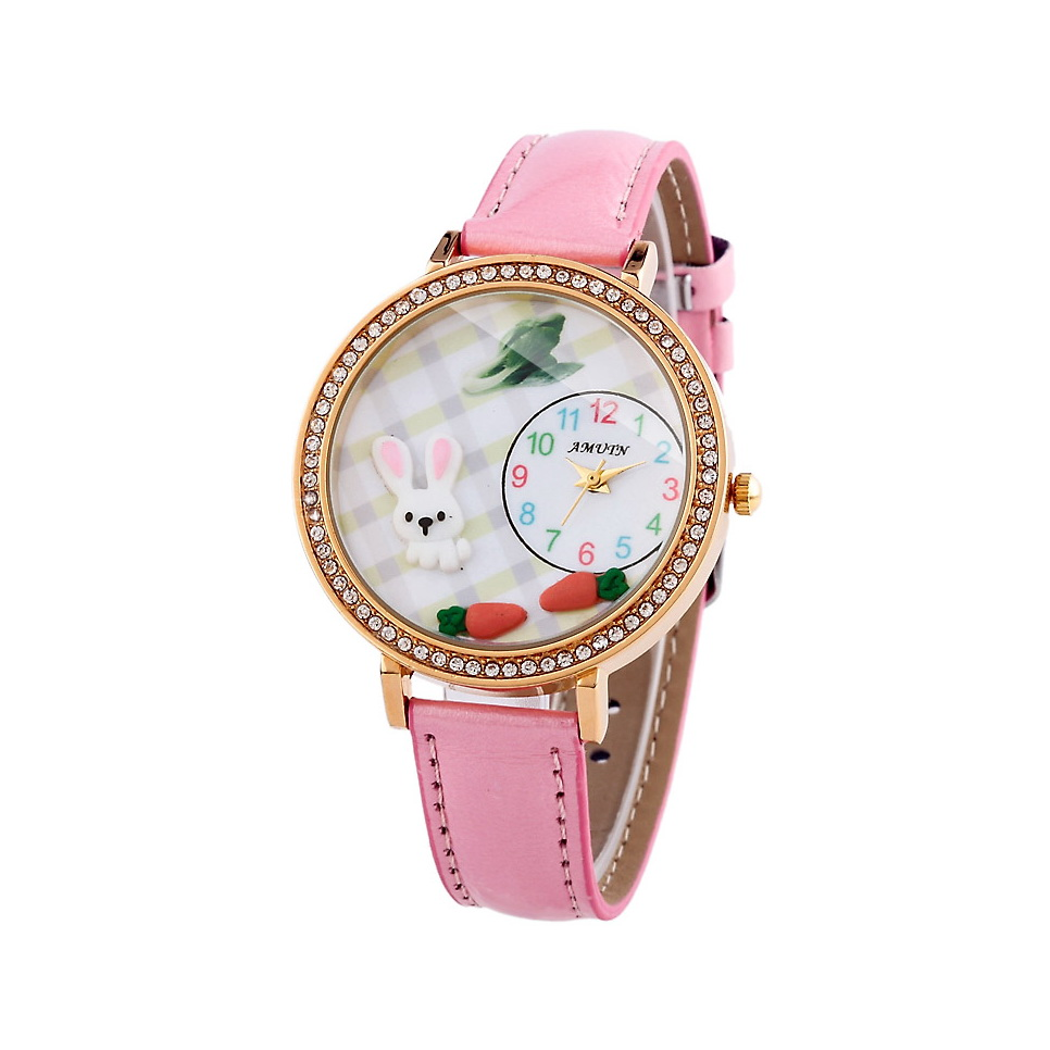 A008 Carrot Clay Watch