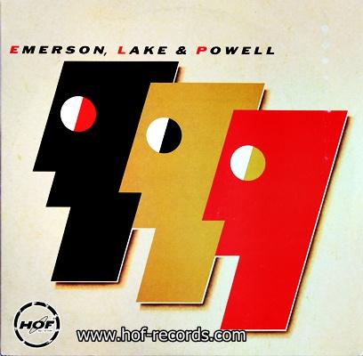 ELP - Emerson Lake & Powell 1lp