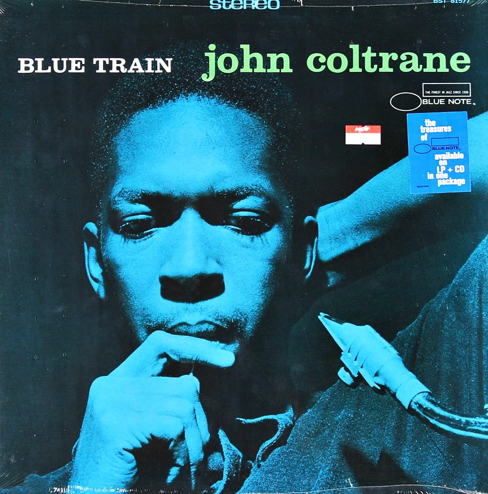 John Coltrane - Blue Train 1lp NEW