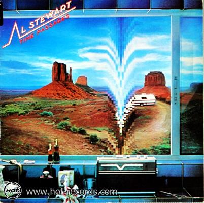 Al Stewart - Time Passages 1978 1lp