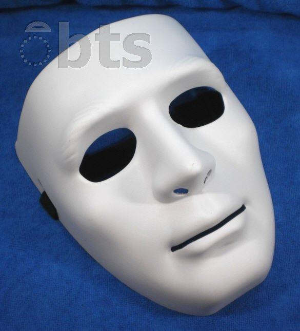 หน้ากากการแสดง, บีบีกัน สีขาว