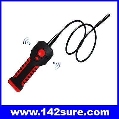 END016: กล้องตรวจสอบงาน กล้องเอ็นโดสโคป HD 1080*720P 8.5mm WiFi Endoscope Borescope Inspection Camera DVR W/ 6pcs LED