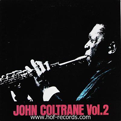 John Coltrane - Vol.2 1lp