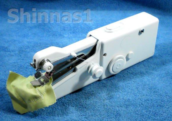 จักรเย็บผ้าไฟฟ้า Handy Stitch แบบมือถือ ใช้ถ่านไฟฉาย
