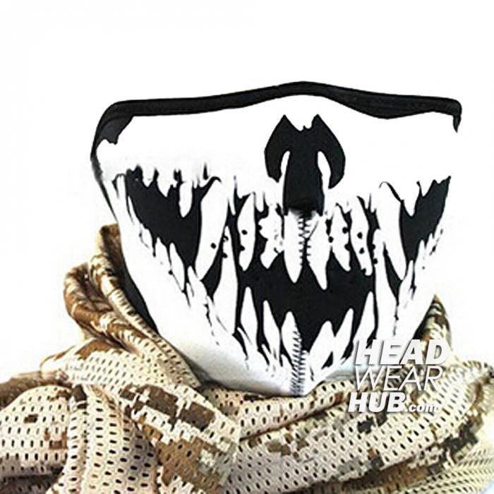 หน้ากาก Ghost - MH02
