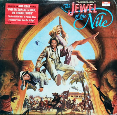 The Jewel Of The Nile Ost. N.
