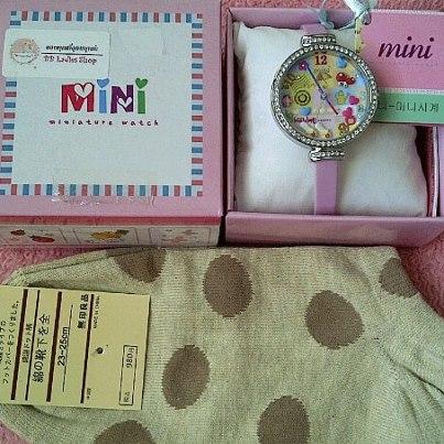 mini watch