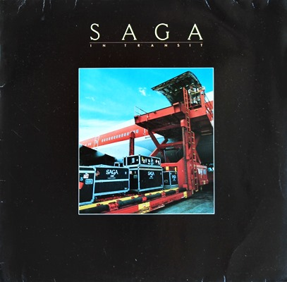 Saga - Intransit Live 1982