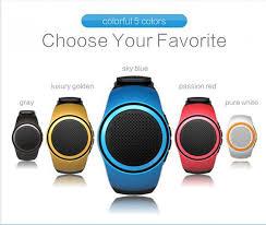 B20 Sports Music Player Watch Style Wireless Bluetooth Speaker