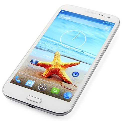 THL W7S Android 4.2 Quad-Core Smart Phone 5.7 Inch HD IPS