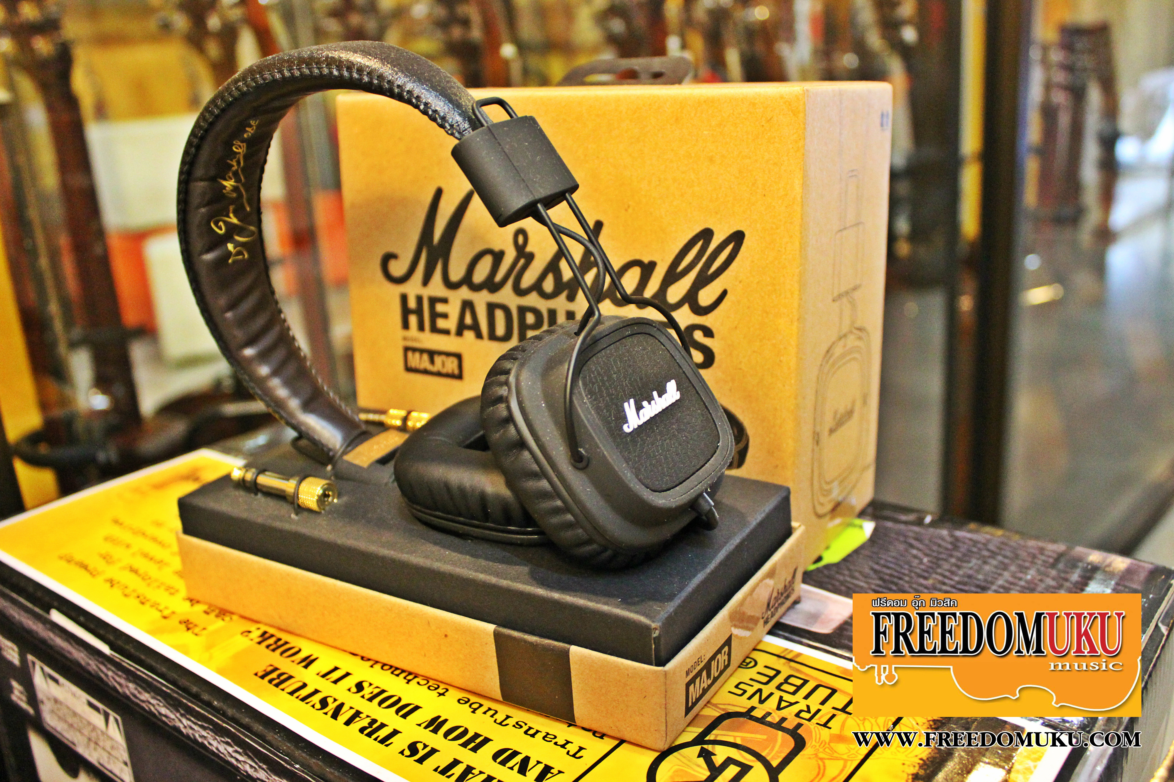 หูฟัง Marshall Major