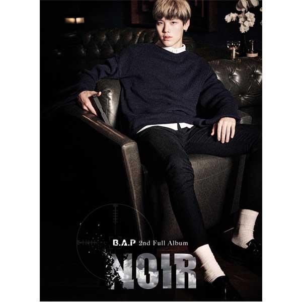 B.A.P - Album Vol.2 [NOIR] (Limited Edition / ZELO ver. )
