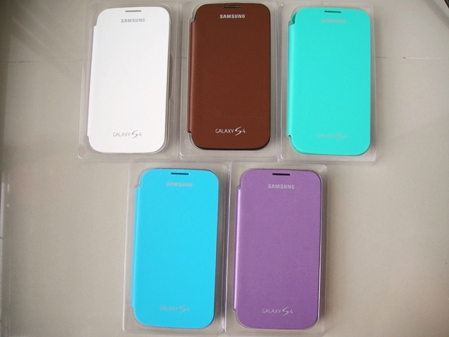 Flip Cover Case Galaxy S4