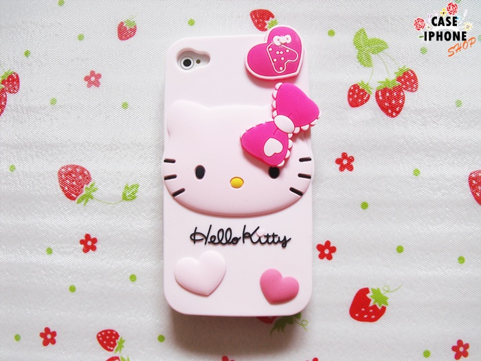 เคสยางซิลิโคน Cover My Melody ไอโฟน 4/4s