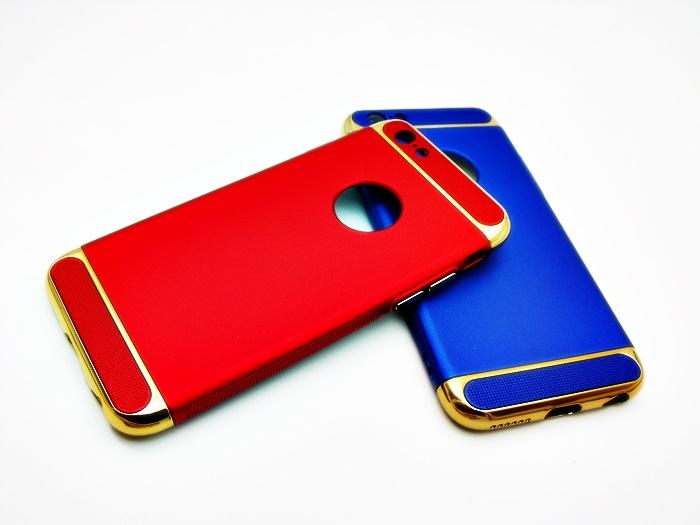เคส ไอโฟน 6plus/6s plus 5.5 นิ้ว ประกบหัวท้ายแบบนิ่ม