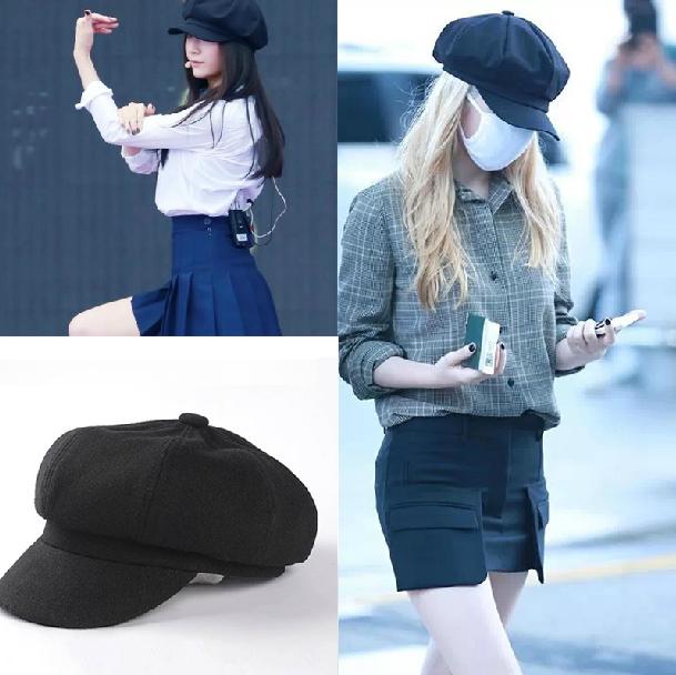 หมวก แบบ krystal