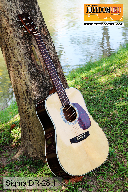 Sigma Guitar DR-28H